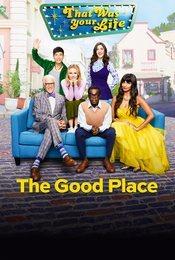 Cartel de The Good Place