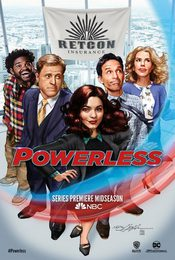 Cartel de Powerless