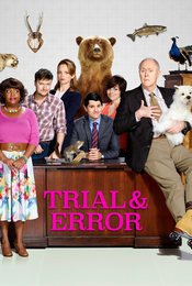 Cartel de Trial & Error
