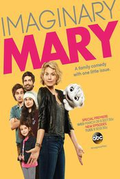 Cartel de Imaginary Mary