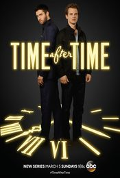 Cartel de Time After Time
