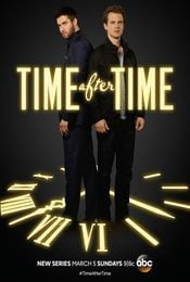 Cartel de Time After Time