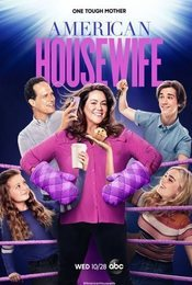Cartel de American Housewife