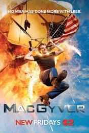 Cartel de MacGyver (2016)