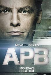 Cartel de A.P.B.