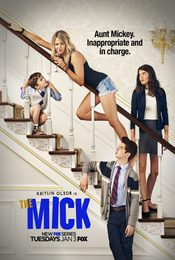 Cartel de The Mick