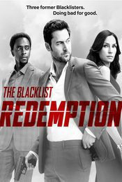 Cartel de The Blacklist: Redemption