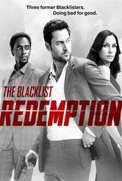 Cartel de The Blacklist: Redemption