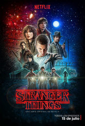 Cartel de Stranger Things