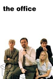 Cartel de The Office UK