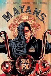 Cartel de Mayans MC