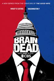Cartel de BrainDead