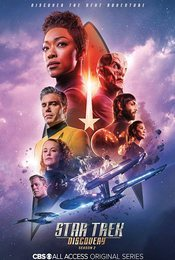 Cartel de Star Trek: Discovery