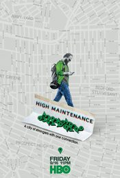 Cartel de High Maintenance