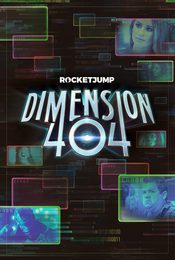 Cartel de Dimension 404