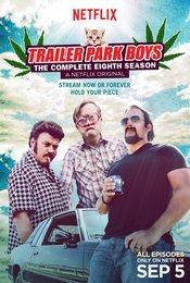 Cartel de Trailer Park Boys