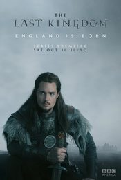 Cartel de The Last Kingdom