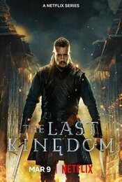 Cartel de The Last Kingdom
