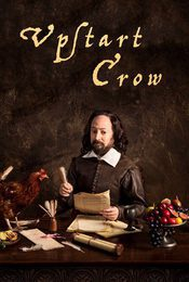 Cartel de Upstart Crow