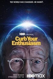 Cartel de Curb Your Enthusiasm
