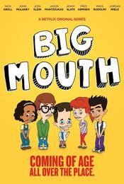 Cartel de Big Mouth