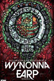 Cartel de Wynonna Earp