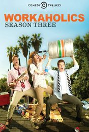 Cartel de Workaholics