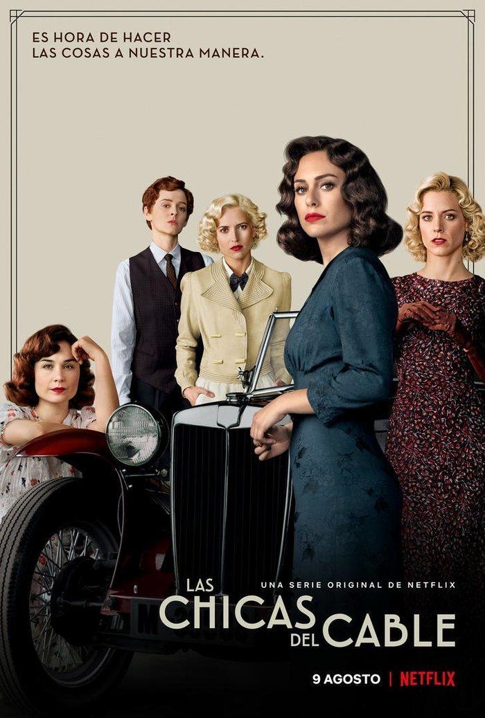 Ver Las Chicas del Cable Temporada 1 / Capítulo 8 | Serie ...