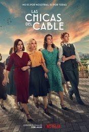 Cartel de Las chicas del cable