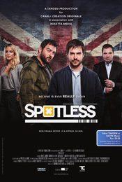Cartel de Spotless