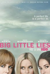 Cartel de Big Little Lies