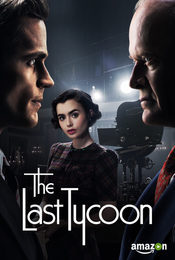 Cartel de The Last Tycoon