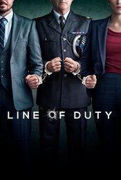 Cartel de Line of Duty