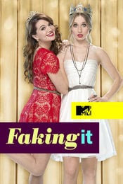 Cartel de Faking It