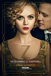 Cartel de Z: The Beginning of Everything