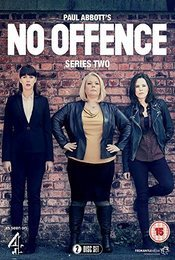 Cartel de No Offence