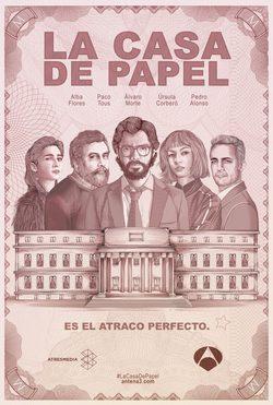 'La Casa de Papel': Temporada 1