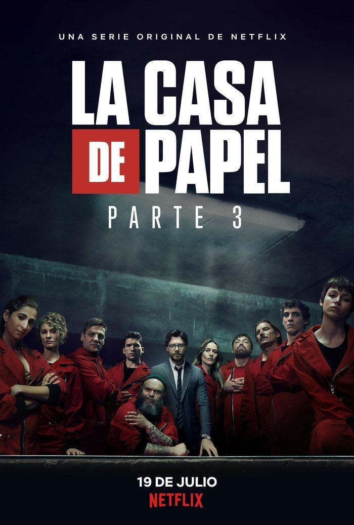 Capítulo 2x02 La Casa de Papel Temporada 2