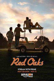 Cartel de Red Oaks