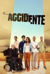 Cartel de El accidente