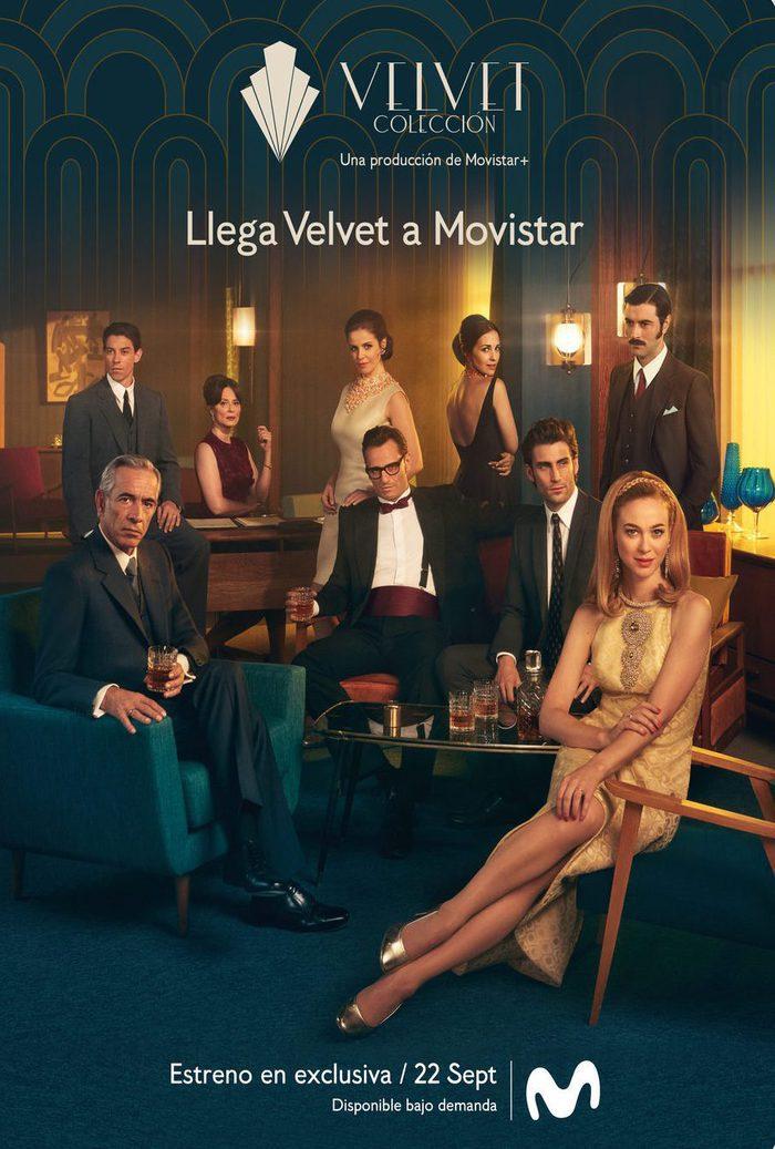 Capítulo 3x01 Velvet colección Temporada 3