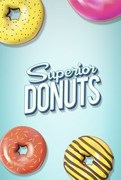 Cartel de Superior Donuts