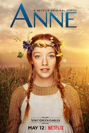 Cartel de Anne with an E