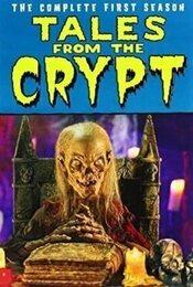 Cartel de Historias de la cripta
