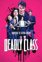 Cartel de Clase letal (Deadly Class)