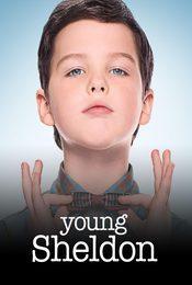 Cartel de El joven Sheldon