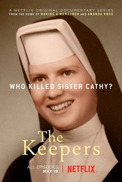 Cartel de The Keepers