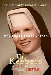 Cartel de The Keepers