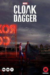 Cartel de Cloak & Dagger