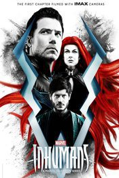 Cartel de Inhumans